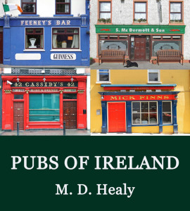 Pubs of Ireland Book Cover Kindle