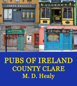 Pubs of Ireland County Clare Book Cover Kindle
