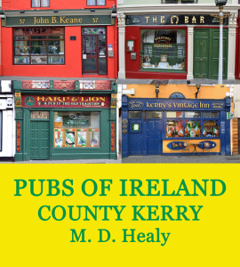 Pubs of Ireland County Kerry Book Cover Kindle