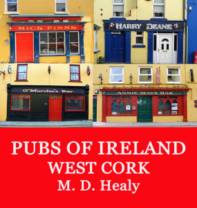 Pubs of Ireland West Cork Book Cover Kindle
