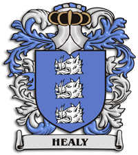 HEALY CREST