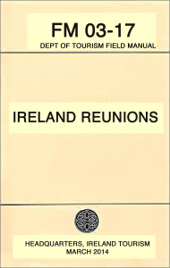 Click Image to View Ireland Tour Preparation Advice