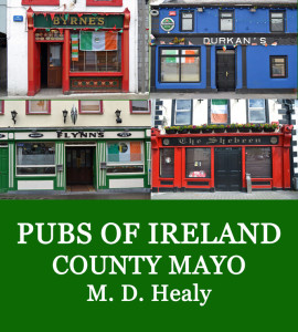 Pubs of Ireland County Mayo Book Cover Kindle