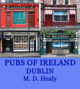 Pubs of Ireland Dublin Book Cover Kindle